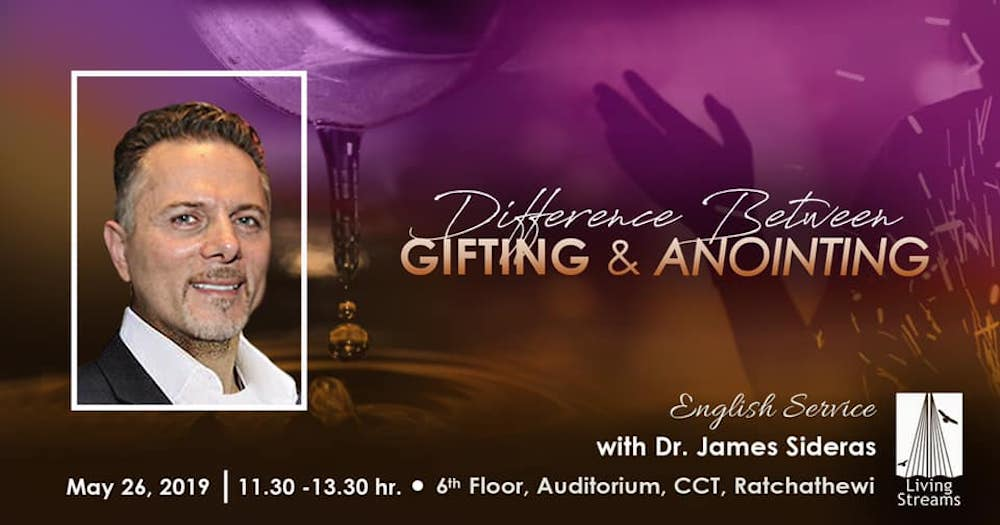 Difference Between GIFTING & ANOINTING Image