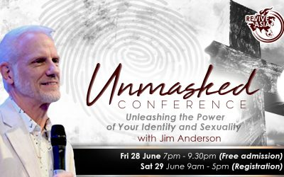 """Unmasked Conference"" with Jim Anderson"