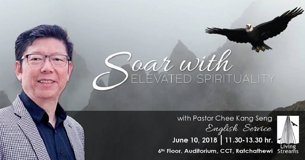 Soar with Elevated Spirituality Image