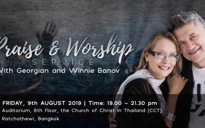 Praise & Worship Service with Georgian & Winnie Banov