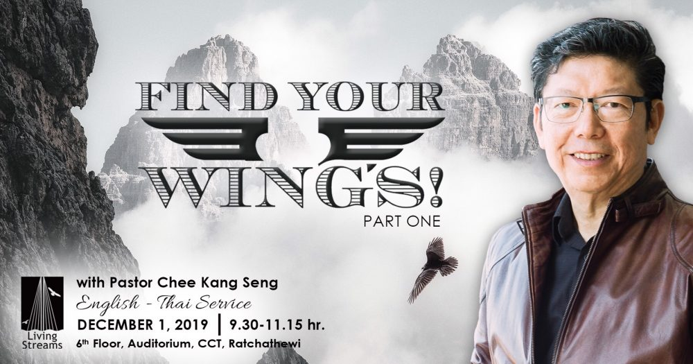 Find your wings!(Father's Day Celebration) Image