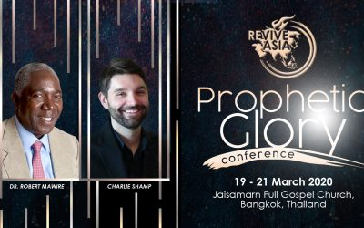 "Revive Asia ""Prophetic Glory"" Conference 2020"