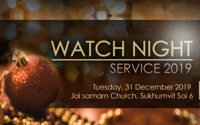 Watch Night Service 2019