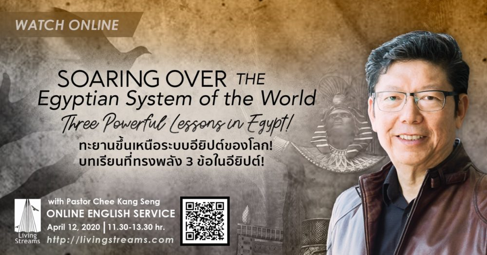 Soaring Over the Egyptian System of the World,Three powerful lesson in Egypt Image