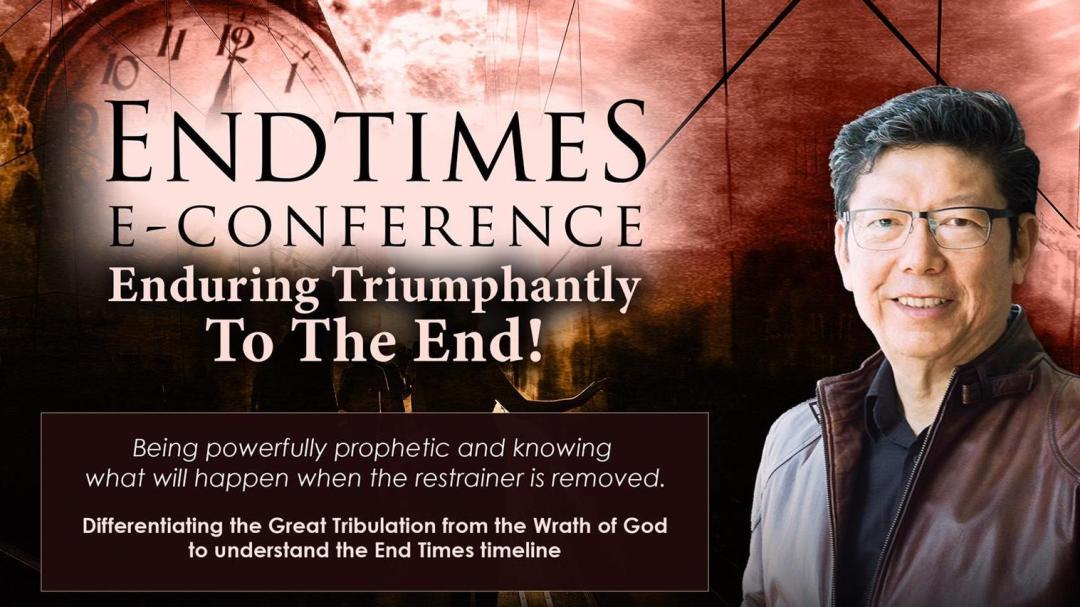 """TOD """"End Times e-Conference"""""""