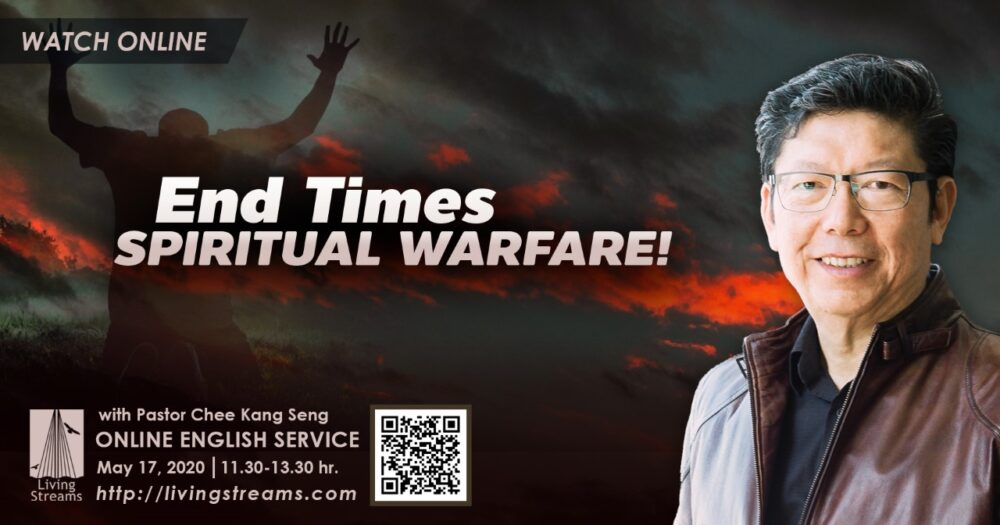 End Times Spiritual Warfare! Image
