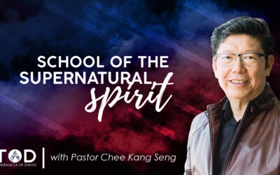School of the Supernatural Spirit | Run 2