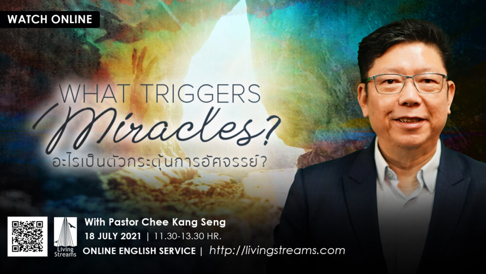 What Triggers Miracles? Image